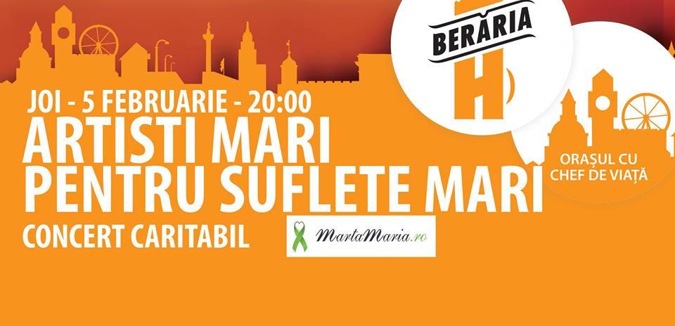 Concert Caritabil Mihai Margineanu, Proconsul, Diana Matei Taraful Cleante, Hara