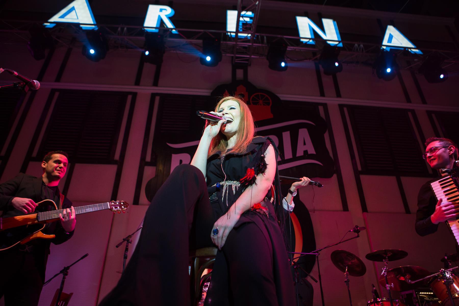 Diana Matei concert caritabil